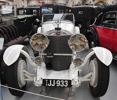 1928 Mercedes-Benz 38/250 SS (D70) Tags: 1928 mercedesbenz 38250 ss germany 7100cc 6cylinder ohcengine supercharger racedinausralia lexdavidson southwardcarmuseum paraparaumu newzealand