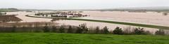 River Tone, Somerset (Robin M Morrison) Tags: windmill hill currymoor rivertone