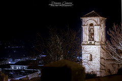 Campobasso - Chiesa di San bartolomeo (Domenico Ciamarra) Tags: campobasso night nisi haida nightly molise long multi exposure