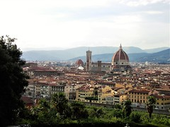View over old town of Florence (pisces2386) Tags: florence italy europe panorama vacationtravel travel urban cities cathedral church landmarks sky city oldtown historical panoramic architecture fiore santa maria ancient renaissance firenze old town tower medieval tuscany building cityscape dome duomo basilica italian famous historic beautiful summer scene top european religion scenic monument destination art