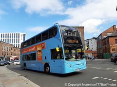 BV57XKN 4769 (Simran Priyanka) National Express Coventry in Coventry (Nuneaton777 Bus Photos) Tags: national express adl enviro 400 bv57xkn 4769 simranpriyanka coventry