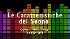 Corso Musicale - Le Caratteristiche del Suono - Lezione 1 (eurobar.cerda) Tags: le caratteristiche del suono corso musicale lezione 1 musica studio teoria video