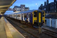 Harrogate (DarloRich2009) Tags: northern northernrail arriva db arrivauktrains deutschebahn arrivarailnorthlimited arrivarailnorth dmu class150 150269 harrogate harrogatestation harrogaterailwaystation yorkshire northyorkshire