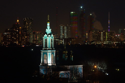 Temple ©  Vyacheslav Solovyov