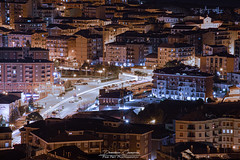 Campobasso - Parco dei Pini (Domenico Ciamarra) Tags: campobasso molise cb night notte long exposure multi nightly haida nisi