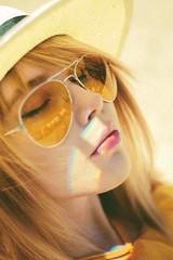 Feel the summer! ☀️ (Matthias Dengler    www.snapshopped.com) Tags: matthias dengler snapshopped fashion fashionblog summer style hot sexy pretty girl yellow sun sunshine gdansk oliwa blond blonde blondie stuttgart photographer fotograf photography photograph mode lifestyle prism