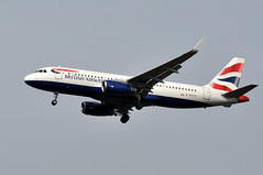G-EUYV  LHR (airlines470) Tags: msn 6091 a320232 a320 a320200 british airways lhr airport geuyv