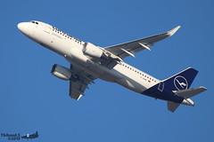 Airbus A320 -214 LUFTHANSA D-AIWU 8680 Francfort décembre 2019 (Thibaud.S.) Tags: airbus a320 214 lufthansa daiwu 8680 francfort décembre 2019