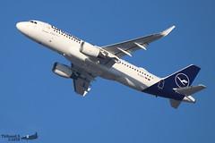 Airbus A320 -214 LUFTHANSA D-AIZX 5741 Francfort décembre 2019 (Thibaud.S.) Tags: airbus a320 214 lufthansa daizx 5741 francfort décembre 2019