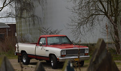 Dodge Ram (denniselzinga) Tags: dodge ram pickup vdj86r