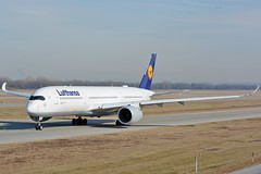 D-AIXE (toptag) Tags: airbusa350941 a359 daixe lufthansa muc eddm munich münchen aviation