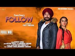 Follow Lyrics - Punjabi Song by Pawan Simak (stylebookie) Tags: album song lyrics punjabi