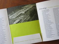 058 (hmdavid) Tags: hillsdale shopping center sanmateo california 1950s 1960s advertising brochure marketing