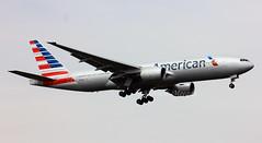 N779AN (Ken Meegan) Tags: n779an boeing777223er 29955 americanairlines london heathrow 2142016 lhr american boeing777 boeing777200er boeing 777223er 777200 777 b777 b777200 b777223er