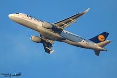 Airbus A320 -214 LUFTHANSA D-AIUT 7115 Francfort décembre 2019 (Thibaud.S.) Tags: airbus a320 214 lufthansa daiut 7115 francfort décembre 2019