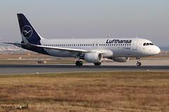 Airbus A320 -214 LUFTHANSA D-AIWC 8667 Francfort décembre 2019 (Thibaud.S.) Tags: airbus a320 214 lufthansa daiwc 8667 francfort décembre 2019