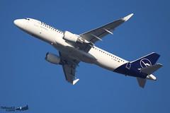 Airbus A320 -214 LUFTHANSA D-AIWK 9058 Francfort décembre 2019 (Thibaud.S.) Tags: airbus a320 214 lufthansa daiwk 9058 francfort décembre 2019