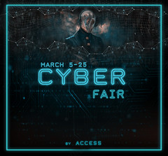 CYBER Fair - Coming March 5th! (Silvia & Teresa) Tags: cyber network lock secure net lockout key authorization pad guard password hack privacy concept code safe unlock internet binary data login open digital technology security pixel padlock computer abstract protection icon system attack protect crime safety web close keyhole secrecy image0567 access information background encryption hole software safeguard hacker india