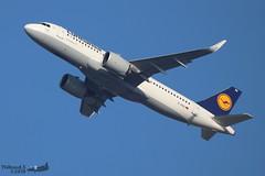 Airbus A320 -271N LUFTHANSA D-AINA 6801 Francfort décembre 2019 (Thibaud.S.) Tags: airbus a320 271n lufthansa daina 6801 francfort décembre 2019