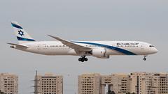 El Al B789, 4X-EDL, TLV (LLBG Spotter) Tags: elal b787 tlv airline 4xedl aircraft llbg
