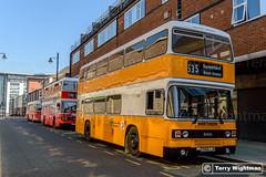 Preserved Northern 3656 C656LJR (3469 Preservation) Tags: go ahead northern general wear buses gateshead coastline leyland olympian ecw johnsons 3661 c661ljr 3656 c656ljr