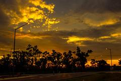 Sunset (Markus Branse) Tags: stuarthighway darwin northernterritory australia sunset abend evening tropen abendrot rot rood red roughe night sun sonnenuntergang sol wolken wetter weather territory northern australien aussie oz australie austral cloud clouds cloudy himmel heaven sky idylle