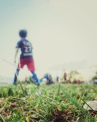 Underdogs (Mister Blur) Tags: underdogs football team equipo futbol low pointofview pov shallow depthoffield dof profundidaddecampo distanciafocal campodefutbol footballfield bokeh blur blurred background iphone xr iphoneography snapseed rubén rodrigo fotografía photography kasabian