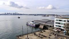 Lonsdale Quay SeaBus Terminal (Bearingrrr) Tags: harbour skyline lonsdalequay seabus translink britishcolumbia canada