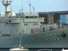 A960 BNS Godetia Dec 2019 Funchal Belgium Navy (Simon Dodds) Tags: a960 bns godetia funchal harbour dec 2019 belgium navy