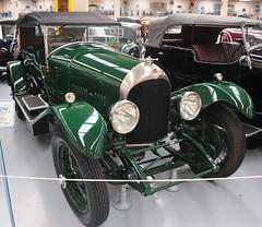 1923 Bentley 3 Litre Speed twin (D70) Tags: 1923 bentley 3litre speedtwin 4cyl 4valvespercyl coachwork by parkwardco southwardcarmuseum paraparaumu newzealand
