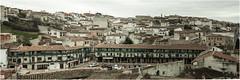 118-119- PANORÁMICA DE CHINCHÓN (Madrid) (--MARCO POLO--) Tags: panorámicas pueblos plazas rincones balcones ventanas curiosidades