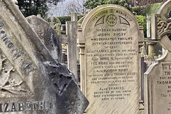 Photo of Eleanor Rigby Tombstone