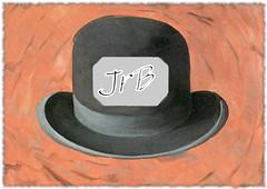Bouchon d'épouvante-JrB (jeanraoulb) Tags: artsmagrittepeinture arts magritte peinture