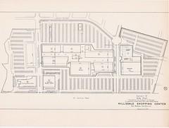 Hillsdale Shopping Center Site Plan (hmdavid) Tags: hillsdale shopping center sanmateo california 1950s 1960s advertising brochure marketing