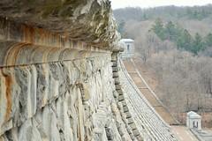 Kensico Dam (KaDeWeGirl) Tags: newyorkstate westchester valhalla kensico dam plaza