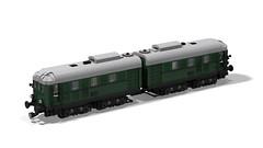 DB-Baureihe V 188 (Bricks-on-Rails) Tags: db lego moc lokomotive locomotive loko loco elok v 188 v188 deutsche bahn custom train eisenbahn