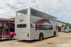 Johnsons / Preserved Northern 3661 C661LJR (3469 Preservation) Tags: c661ljr 3661 leyland olympian ecw johnsons go ahead northern general wear buses philadelphia