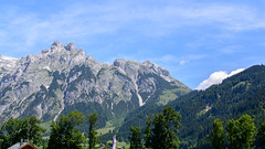 view on the mountains (Geert Van Keymolen) Tags: 2019 europa europe nikon oostenrijk alpine austria austrian background beautiful beauty colorimage colour countryside d5200 day daylight decor environment european forest high hill hills holiday image kleur land landmark landscape landscapes mountain mountains natural nature outdoor outdoors outside panorama panoramic peak place rock rural scenery season sightseeing sigmaart sky summer sunnyday top tourism travel traveldestinations tree trees vacation valley view werfenweng zomer