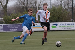 """HBC Voetbal • <a style=""""font-size:0.8em;"""" href=""""http://www.flickr.com/photos/151401055@N04/49544338046/"""" target=""""_blank"""">View on Flickr</a>"""