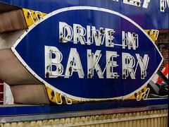 Drive In Bakery (J Wells S) Tags: neonsign driveinbakery sign neon junk americansignmuseum campwashington cincinnati ohio