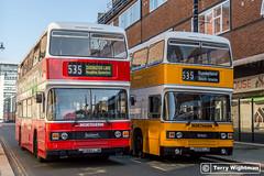 Preserved Northern 3661 C661LJR (3469 Preservation) Tags: go ahead northern general wear buses gateshead coastline leyland olympian ecw johnsons 3661 c661ljr 3656 c656ljr
