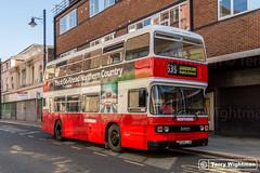 Preserved Northern 3661 C661LJR (3469 Preservation) Tags: go ahead northern general wear buses gateshead coastline leyland olympian ecw johnsons 3661 c661ljr