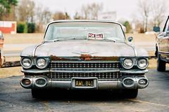 The Californian Transplant (Dysfunctional Photographer) Tags: antique classic automobile car day cloudy littlerock arkansas usa 2020 nikon z7 nef raw captureone kodakektar100