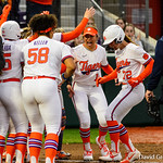 Clemson Softball vs Western Carolina II