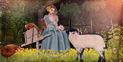 Buttercup (Sorchiee) Tags: anthem c88 catwa collabor88 enchantment love naminoke oldtreasures skinnery smd sylvanmoondesigns tableauvivant theskinnery tia titans weloveroleplay wlrp