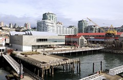 Lonsdale Quay (Bearingrrr) Tags: harbour gallery skyline lonsdalequay northvancouver britishcolumbia
