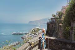 Sorrento (yuanxizhou) Tags: skirt lights mediterranean landscapephotography portrait amalficoast sorrento italy europe travelphotography