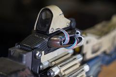 Destiny 2 Xenophage (Tsabo Tsaboc) Tags: destiny bungie 2 exotic machine gun rifle heavy real 3d printing print replica aurum eric newgard props formlabs xenophage shadowkeep guardiancon halo video games