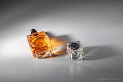 Caustics (Araminta Studio) Tags: canonef2470mmf28lusm product studio perfume bottle light caustics