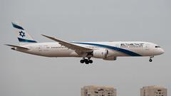 El Al B789, 4X-EDE, TLV (LLBG Spotter) Tags: elal b787 4xede tlv aircraft airline llbg